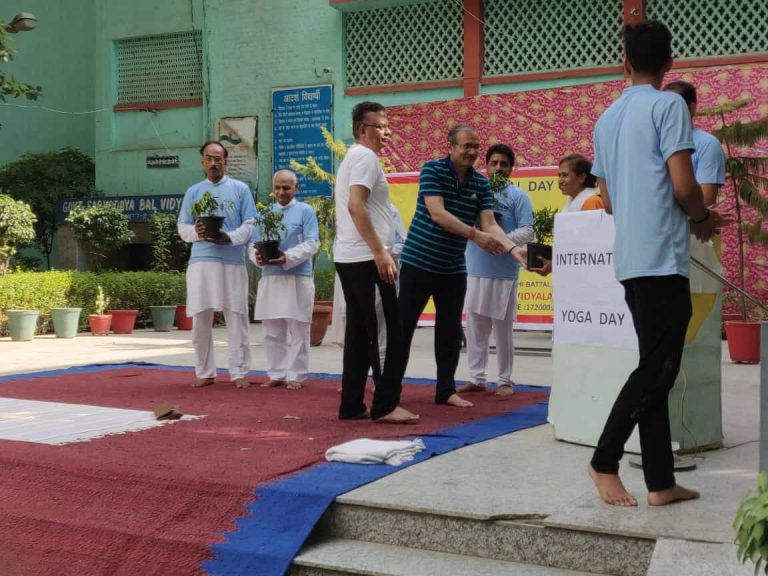 International Yoga Day - 21st June
