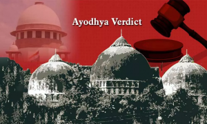 Ayodhya decision: Retired SC judge says minorities have been wronged